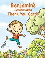 Benjamin's Personalized Thank You Cards