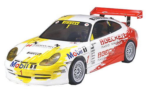 1/8 1/10 エンジンRCカーシリーズ 1/10 ポルシェ 911 GT3 カップカー