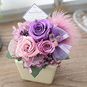 花由 プリザーブドフラワー パレット 2月アメ...の関連商品1