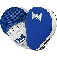 TMA Focus MittsパッドトレーニングパンチMMAボクシングStrikeパッドCurved Kickタイ式