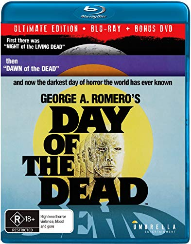 Day of the Dead: Ultimate Edition (BR + PAL DVD) [Blu-ray]