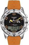 [ティソ]TISSOT T-Touch II(ティー・タッチ 2) ユングフラウ鉄道敷設100年記念モデル T0474204705111 メンズ 【正規輸入品】