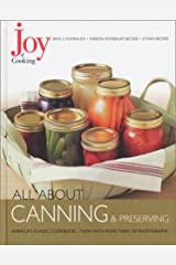 Joy of Cooking All about Canning & Hardcover
