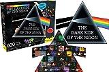 ピンク・フロイド 600 PC 2面パズル / Pink Floyd Dark Side 600 PC 2-Sided Shaped Puzzle
