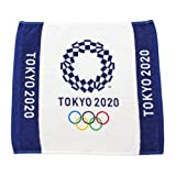 東京 2020 オリンピック 組市松紋 エンブレム 今治 ハンドタオル