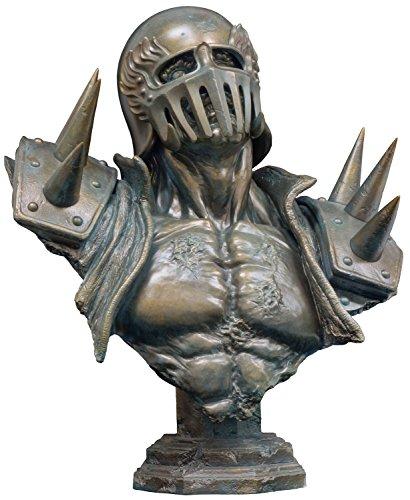 メガソフビアドバンス 北斗の拳 ジャギ胸像 約700mm PVC製 塗装済み完成品フィギュア MSA-013