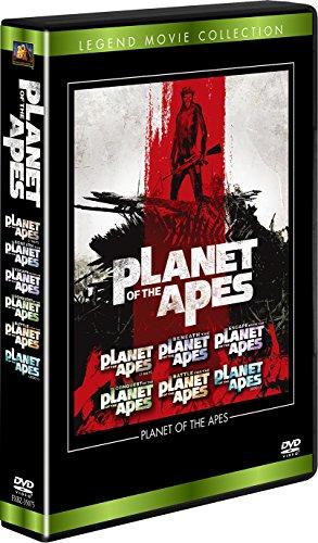 猿の惑星 DVDコレクション (6枚組)