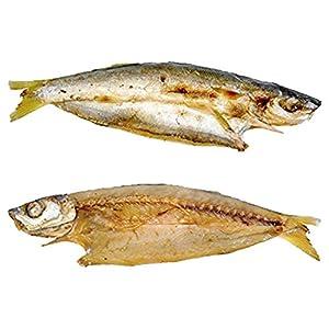 骨まで食べられる焼き魚 かます 約70g×8袋
