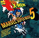 Marvel Super Music 5, Special Virtual Mix Featuring X-men