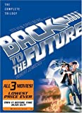 Back to the Future - The Complete Trilogy (Full Screen Edition) [Import USA Zone 1]