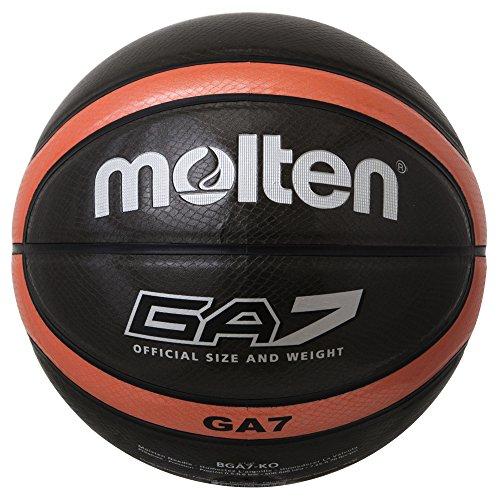 molten(モルテン) バスケットボール GA7 人工皮革7号 BGA7-KO