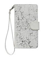 【完全受注生産】 APPLE アップル iphoneXs Max 専用 スマホ カバー ケース 手帳型 ブックタイプ ダイアリー (PU レザー 合皮) シンプル かっこいい (高 耐久 丈夫) ホワイト 白