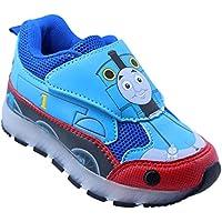Thomas The Train Toddler Boys' Light-Up Train Athletic Running Shoe Sneaker Blue