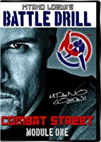 Battle Drill Combat Street Self-Defense DVD 4-DISC SET -- Military Combatives Training Series (Beginner To Advanced).