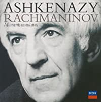 Rachmaninoff: Moments Musicaux Op.16 by Vladimir Ashkenazy (2005-01-21)