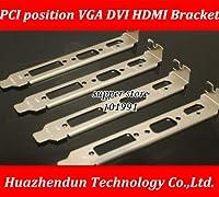 コンピューターケーブル Yoton VGA DVI HDMIインターフェース 12cm フルハイプロフライブラケット コンピューターボックス用 PCIビットビデオカードビット YTN-A06E9C41C802376A0F8FAC1399109300