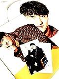 Sexy Zone 【(マリウス葉)ジャンボうちわ+クリアファイル+オリジナルフォトセット】ライブ ツアー 2019 PAGES + 公式写真1種