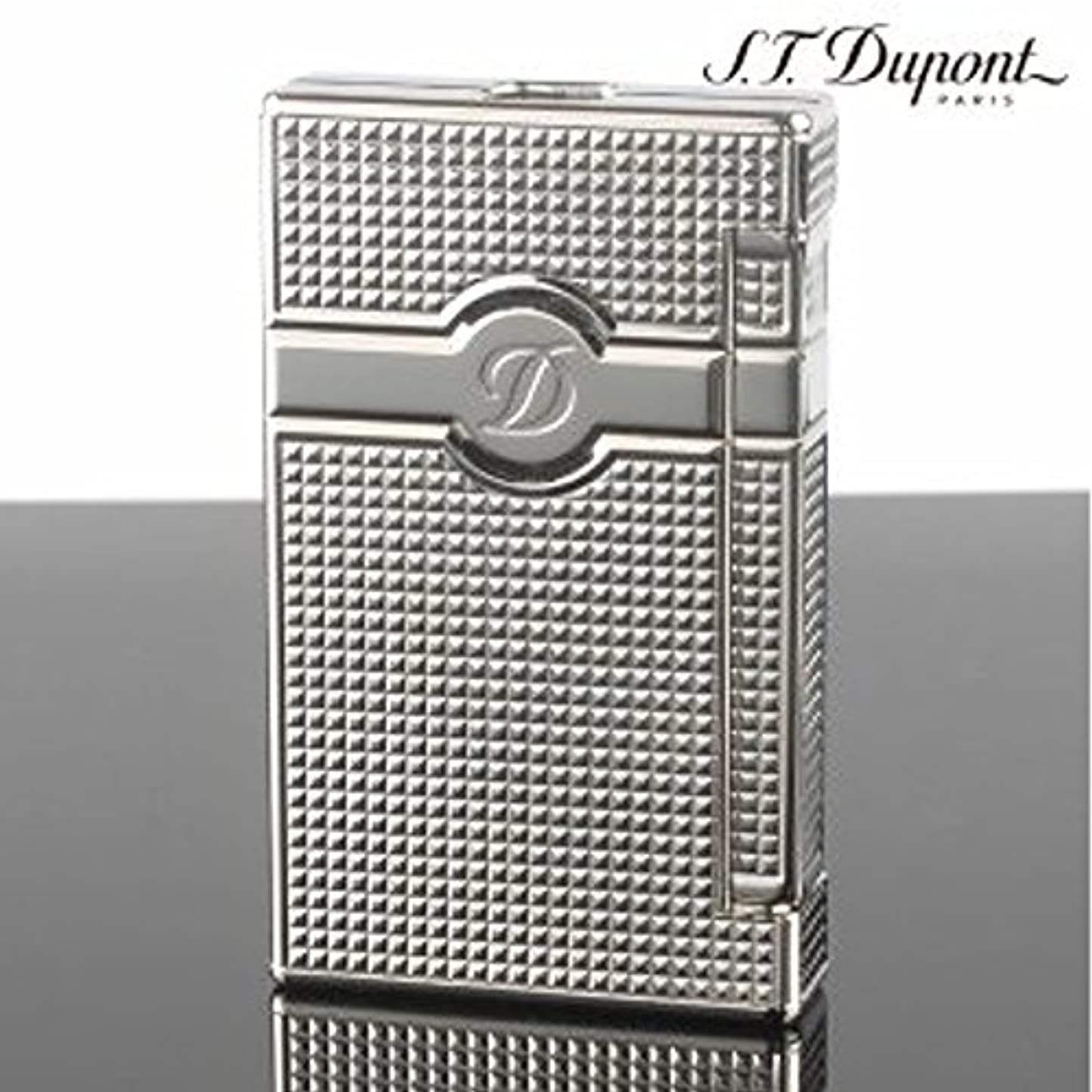 死関数手首S.T.Dupont (エス?テー?デュポン) LINE2 Torch lighter ダイヤモンドヘッド パラディウム デュポン ターボライター 23005 [国内正規品]