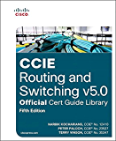 CCIE Routing and Switching v5.0 Official Cert Guide Library (English Edition)