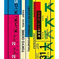 2015-2016 Concert KinKi Kids