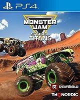 Monster Jam Steel Titans (PS4) (輸入版)
