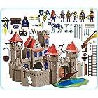 プレイモービル 戦士・バイキング 帝国の城 3268