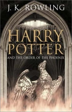 Harry Potter (Book 5) UK版: Harry Potter and the Order of the Phoenix [Adult Edition]の詳細を見る