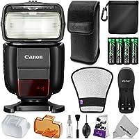Canonスピードライト430ex iii-rtフラッシュ 2) Advanced KM0791