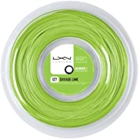 Wilson Savage String Luxilonリール – イエロー/ライム、127 / 200 m byウィルソン