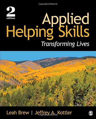 Download Applied Helping Skills 1483375692