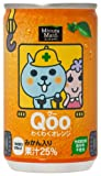 コカ・コーラ ミニッツメイド Qoo わくわくオレンジ 160g×30本