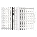 オリジナルクリアファイル ピアノコードファイル PRSP-8