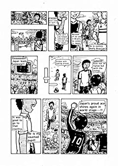My vaunted pupil 1page comics