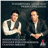 チャイコフスキー&グラズノフ:ヴァイオリン協奏曲<SHM-CD>