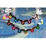 ミッキーマウス誕生日バナー、ミッキーマウス誕生日decorations- Happy誕生日バナー – ミッキーマウス誕生日 – ミッキーマウス1st BirthdayパーティーSupplies – ディズニー – カードストックバナー