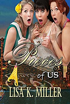 Pieces of Us: Book One (1) by [Miller, Lisa K.]
