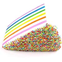 TheRang レインボー ケーキ ストレス解消 香り付き 超低反発 子供用 スクイーズ玩具