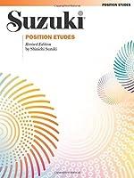 Position Etudes: Violin (Suzuki Violin School) by Shinichi Suzuki(1999-10-01)