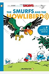 The Smurfs and the Howlibird ペーパーバック