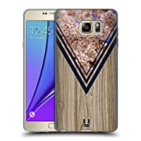 Head Case Designs チェリーブロッサム Nature Wood Prints Samsung Galaxy Note5 / Note 5 専用ソフトジェルケース
