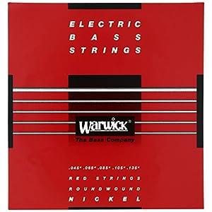 WARWICK ワーウィック エレキベース弦 5弦セット ニッケルメッキ 46301 Medium Low B 045/135