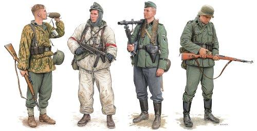 1/35 ドイツ軍武装親衛隊 1941-1943