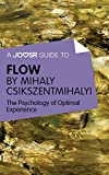 A Joosr Guide to… Flow by Mihaly Csikszentmihalyi: The Psychology of Optimal Experience