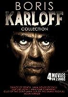 Boris Karloff Collection [DVD]