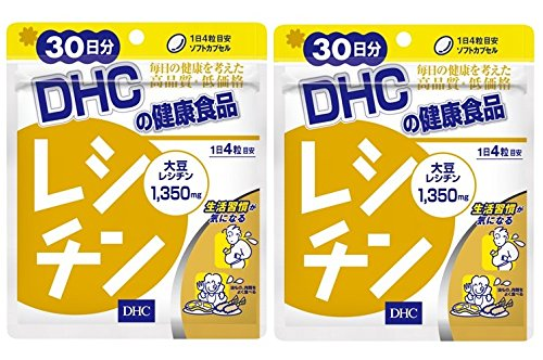 DHC レシチン 30日分×2袋