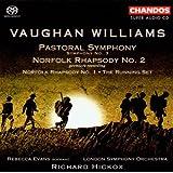 Symphony 3 / Norfolk Rhapsody 1 & 2 (Hybr)