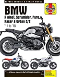 ヘインズ整備書「BMW R nineT (2014-18)」Haynes Manual