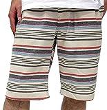 (マルカワジーンズパワージーンズバリュー) Marukawa JEANS POWER JEANS VALUE ショートパンツ メンズ ハーフパンツ 短パン トレーニング ボーダー 4color