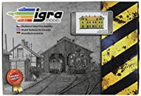 Igraモデル161015 Jemnice鉄道駅、多色