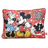 ディズニー かわいい 低反発 枕 キャラクター 子供用 枕 (ミッキー&ミニー)